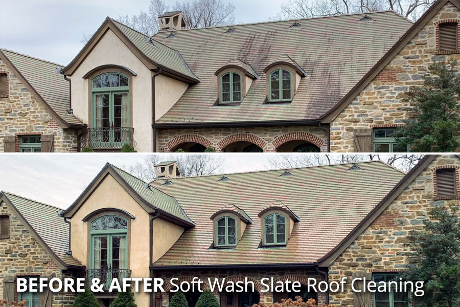 slate-roof-stain-soft-washing-cincinnati-oh-ky-in