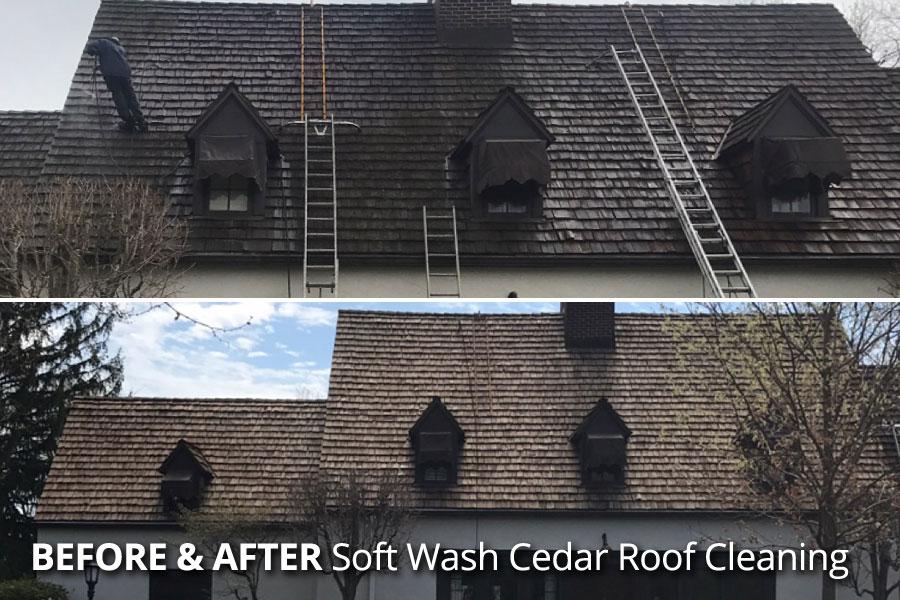 cedar-roof-fungus-removal-cincinnati-oh-ky-in